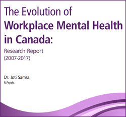 Workplace Mental Health Report Joti Samra