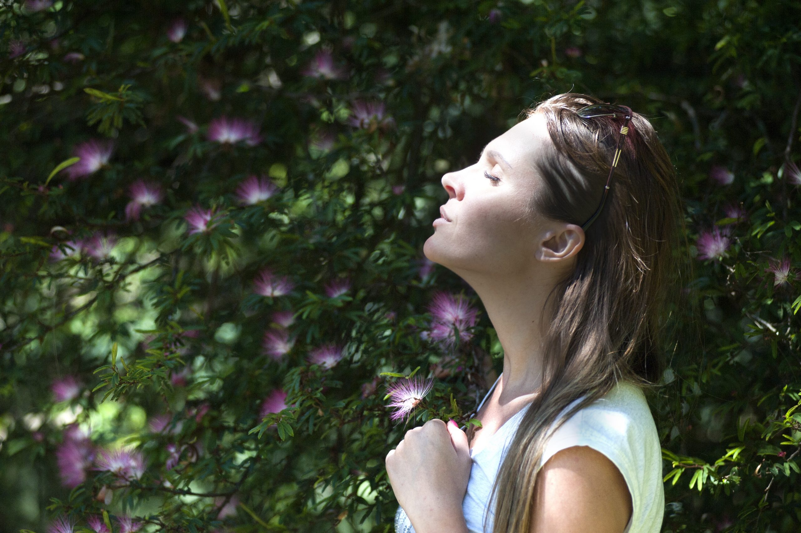 Breathing Exercises To Manage Stress: Four Stage Breathing