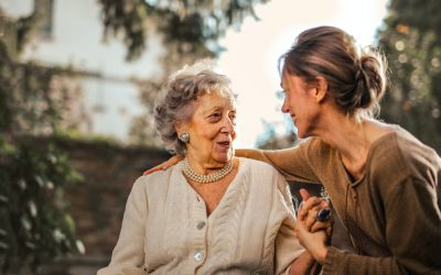 Female Caregiver Stress: Tips to Take Care of Yourself